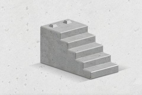 L'escalier VBloc